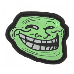 Патч Maxpedition Troll Face Morale Patch Glow (TRLFZ)